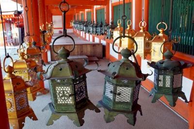 Ancient Nara by Hubert