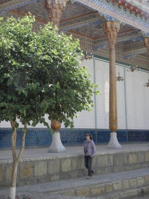 Bahoutdin Architectural Complex (T) by Els Slots
