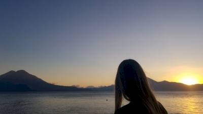 Protected area of Lake Atitlán: multiple use (T) by Zoë Sheng
