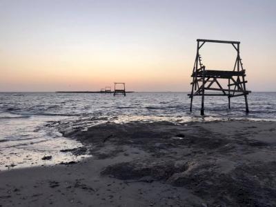 Benguela Current Marine Ecosystem Sites (T) by Stanislaw Warwas