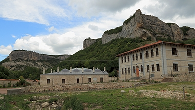 The historical surroundings of Crimean Khans