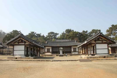 Seowon, Neo-Confucian Academies by Philipp Peterer