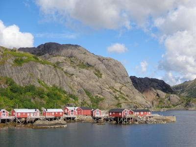The Lofoten islands (T) by Argo