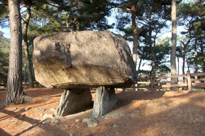 Gochang, Hwasun, and Ganghwa Dolmen