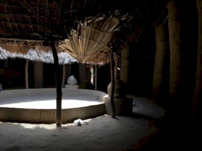 Architecture rurale de Basse-Casamance : Les cases à impluvium du royaume Bandial (T) by Stanislaw Warwas