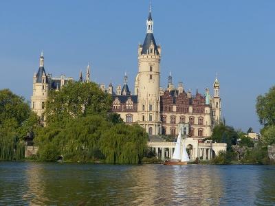Residence Ensemble Schwerin - Cultural Landscape of Romantic Historicism (T)