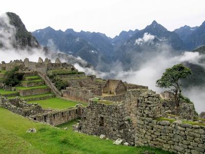 Machu Picchu by Jay T
