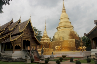 Monuments, Sites and Cultural Landscape of Chiang Mai, Capital of Lanna (T) by Jakob Frenzel