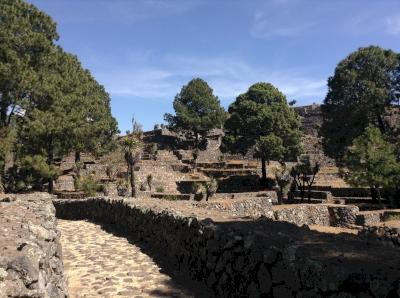 Pre-Hispanic City of Cantona (T)