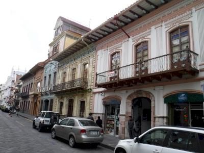 Santa Ana de los Rios de Cuenca by Frédéric M