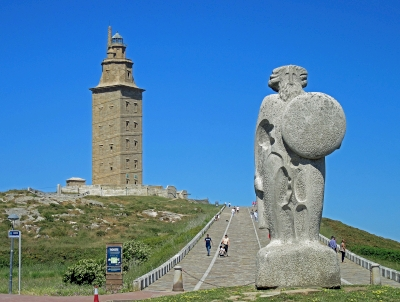 Tower of Hercules by Jay T