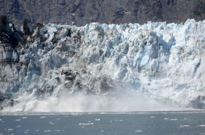 Glacier parks