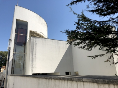 Ensemble of Alvaro Siza's Architecture Works in Portugal (T) by Els Slots