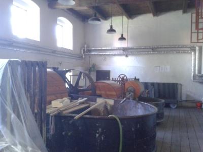 Paper Mill at Velké Losiny (T)