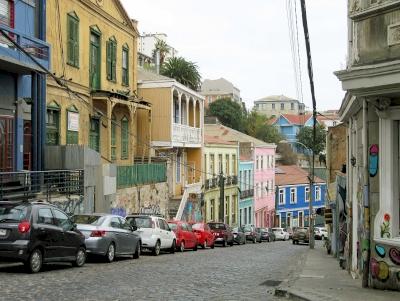 Valparaiso by Jay T