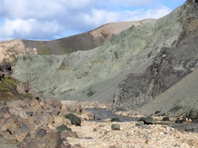 Torfajökull Volcanic System / Fjallabak Nature Reserve (T)
