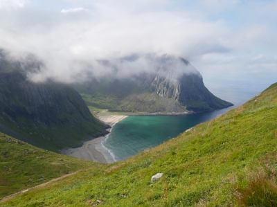 The Lofoten islands (T) by Nan