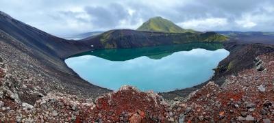 Torfajökull Volcanic System / Fjallabak Nature Reserve (T) by Randi Thomsen