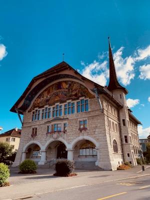 La Chaux-de-Fonds / Le Locle by Daniel Chazad
