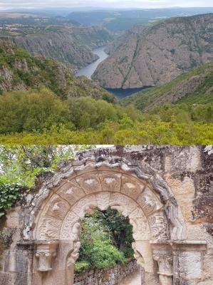 The Ribeira Sacra, Lugo and Orense (T)