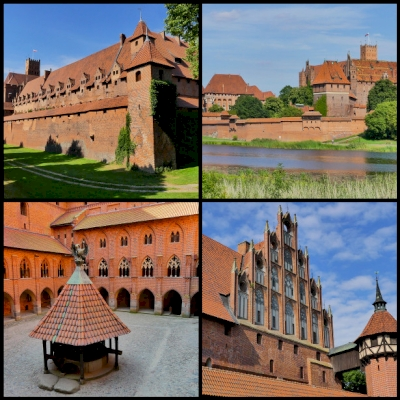 Malbork Castle by Clyde