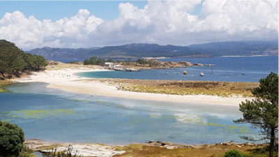 Cíes Islands–Atlantic Islands of Galicia National Park (T)