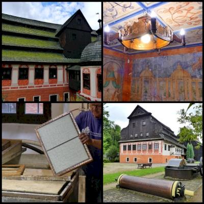 Paper Mill in Duszniki-Zdrój (T)
