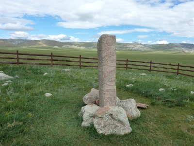 Deer Stone Monuments, the Heart of Bronze Age Culture (T) by Astraftis