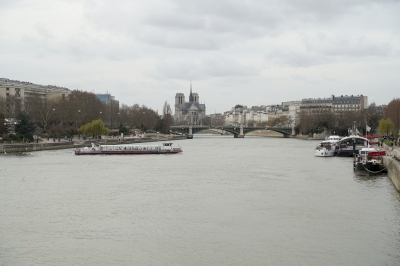 Paris, Banks of the Seine