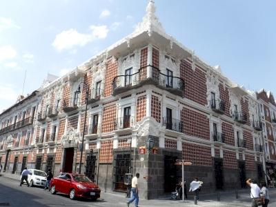 Puebla by Frédéric M