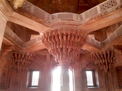 Fatehpur Sikri by Bernard Joseph Esposo Guerrero