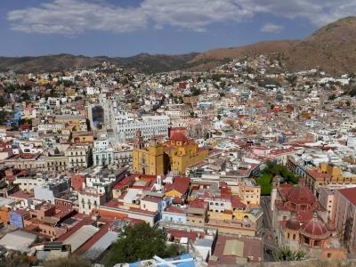Guanajuato by Frédéric M