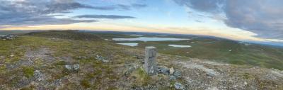 Struve Geodetic Arc by Svein Elias