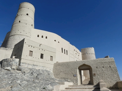 Bahla Fort by Clyde