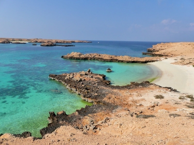 al Dimaniyyat Islands Nature Reserve (T) by Clyde