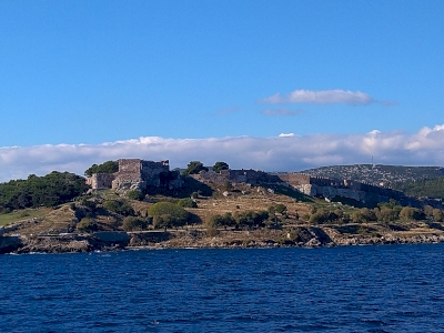 Late Medieval Bastioned Fortifications in Greece (T)