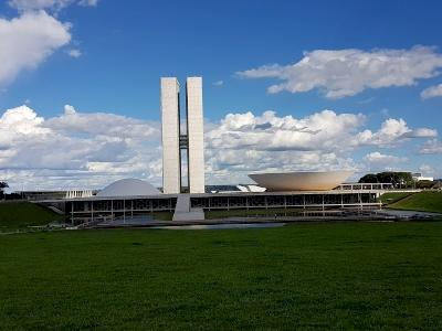 Brasilia by Wojciech Fedoruk