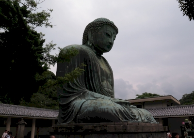 Temples, Shrines and other structures of Ancient Kamakura (T) by Zoë Sheng