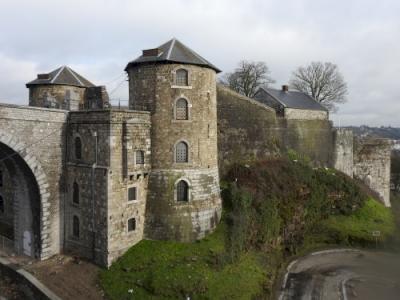 Les citadelles mosanes (T)