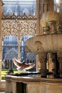 Monastery of Batalha by Jakob Frenzel