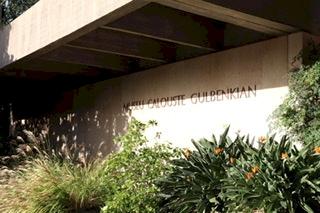 Head Office and Garden of the Calouste Gulbenkian Foundation  (T)