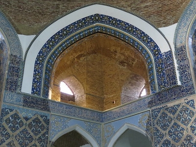 Kaboud Mosque (T) by Els Slots