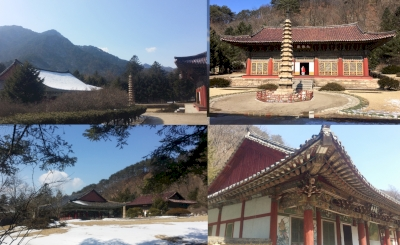 Mt. Myohyang and the Relics in and around the Mountain (T)