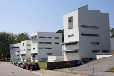 Alvaro Siza's Architecture Works (T) by Hubert