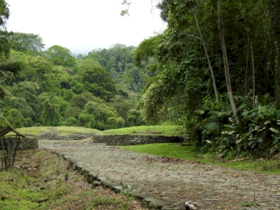 National archeological park of Guayabo de Turrialba (T) by Els Slots