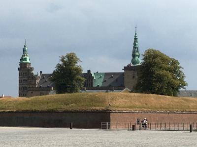 Kronborg Castle by Jakob Frenzel