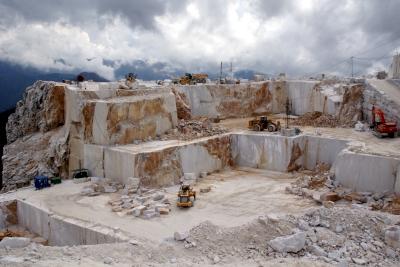 The Marble Basin of Carrara (T)