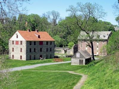 Moravian Church Settlements (T)