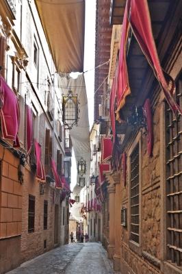 Toledo by Hubert