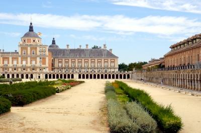 Aranjuez by Hubert